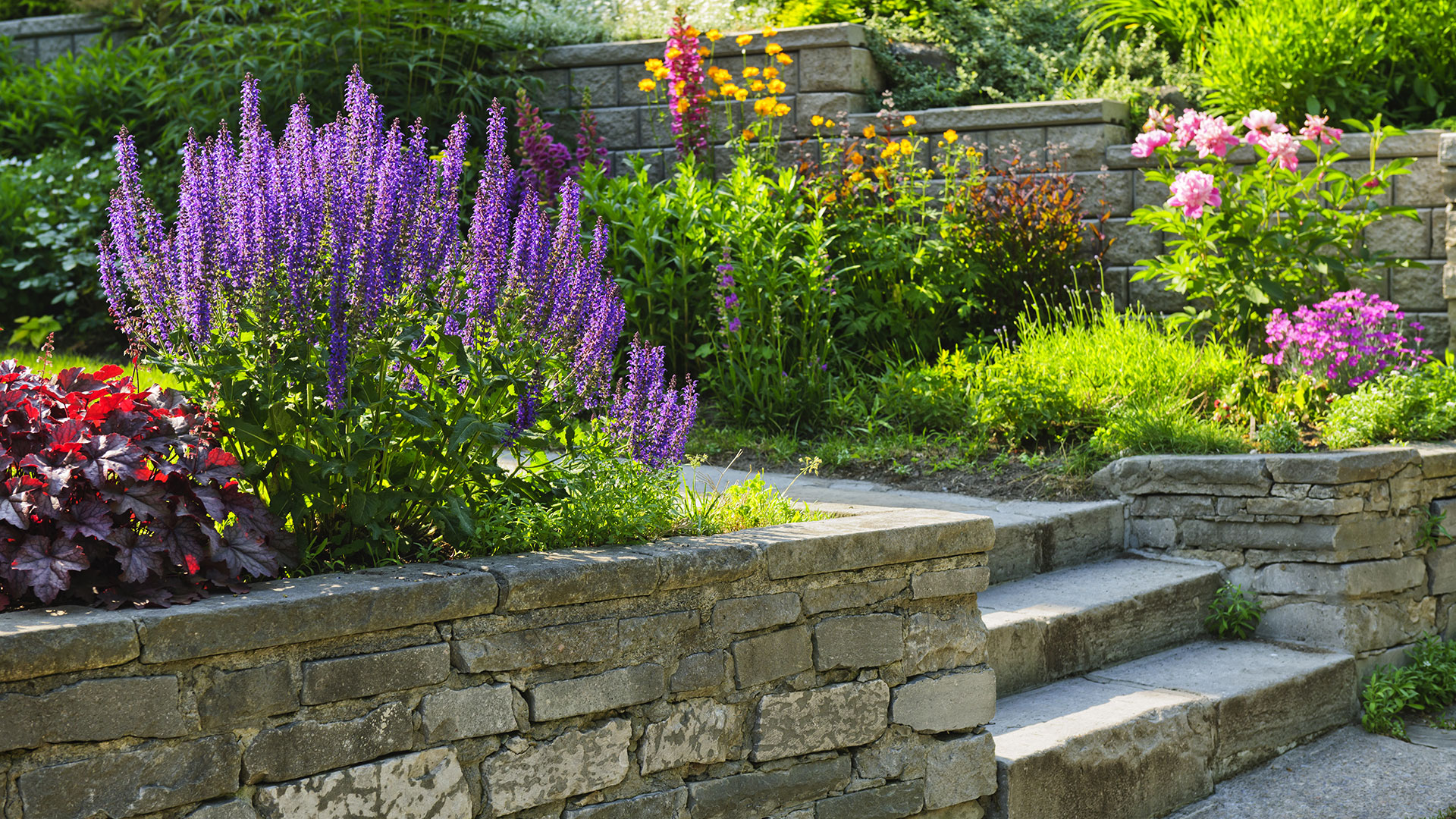 Cascade Hardscaping